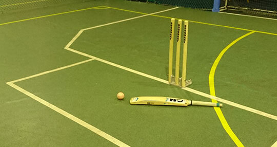 Indoor Cricket Hall Image 1