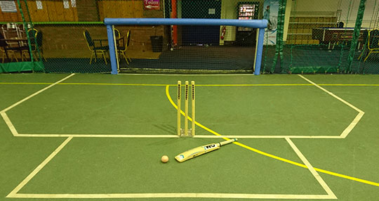 Indoor Cricket Hall Image 2