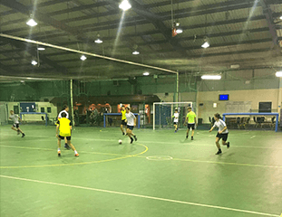 5-a-side & Indoor Football Leagues played at Sports Connexion - Coventry Action image